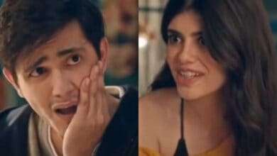 Dil Bechara star Sanjana Sanghi's latest ad slammed for 'promoting violence against men'