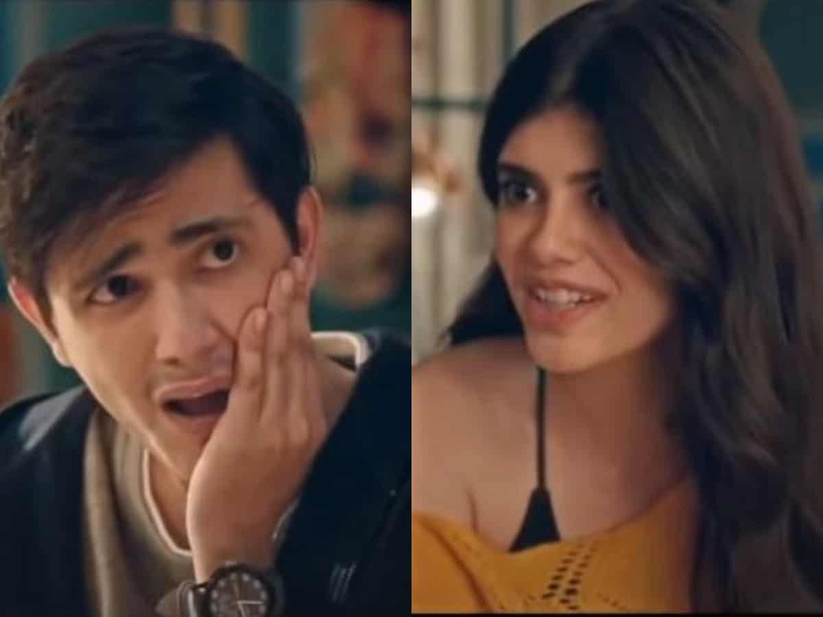 Dil Bechara star Sanjana Sanghi's latest ad slammed for 'promoting violence against men'