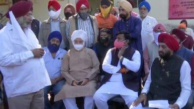 Photo of Sikhs request to rename Idgah Hills as 'Guru Nanak Tekri' in MP