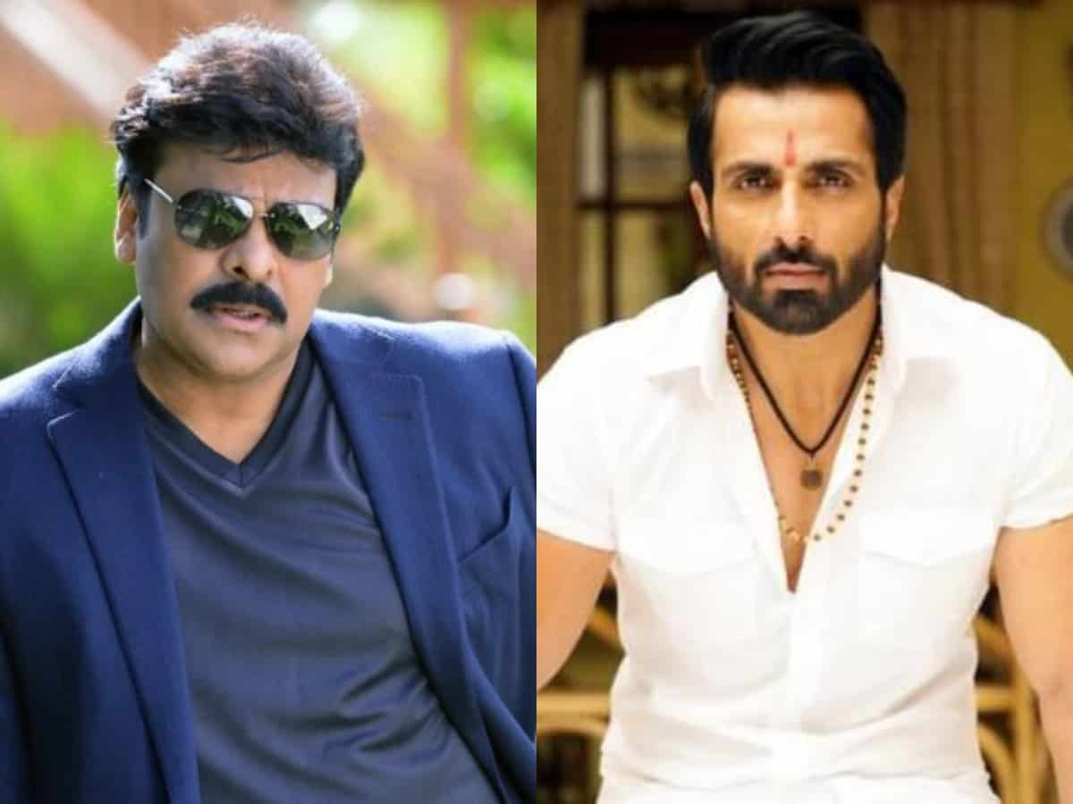 Megastar Chiranjeevi refused to hit Sonu Sood on screen, Why?