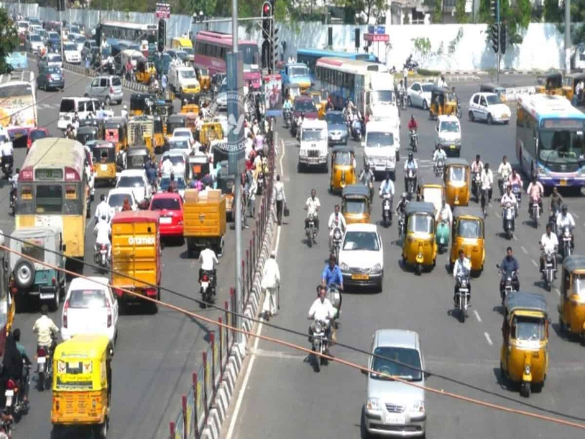 Hyderabad police issue traffic diversions on NYE 2021