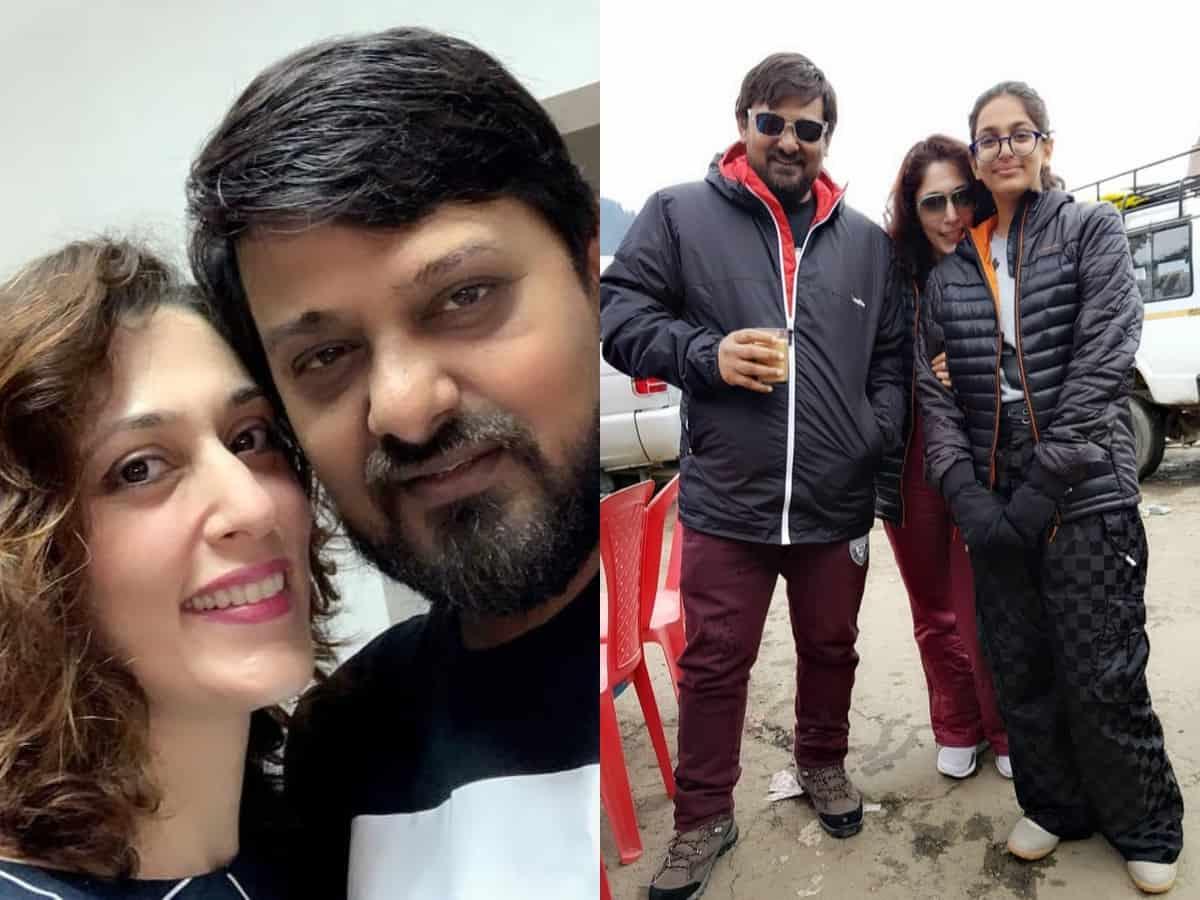 He threatened to divorce me: Late Wajid Khan's wife Kamalrukh reveals, WATCH