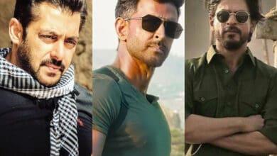 SRK's Pathan to feature Hritik Roshan alongside Salman Khan