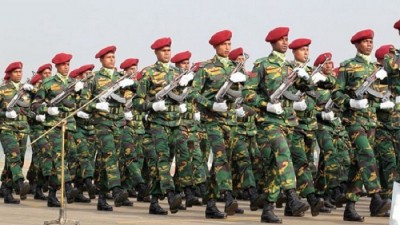 122 Bangladesh armed force personnel to join India's R Day Parade