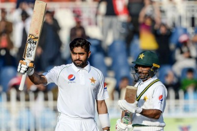 Injured Pak captain Azam out of 2nd Test vs New Zealand