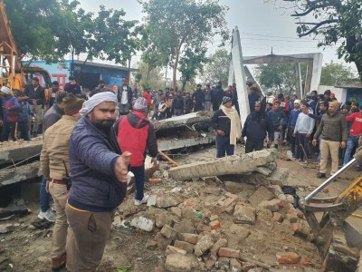 Absconding corporator accused in cemetery mishap arrested