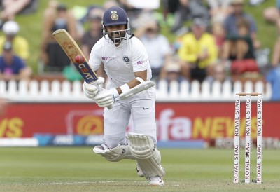 Really happy with the fight we showed, says Rahane