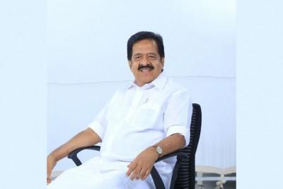 Chennithala demands Kerala academy chief's resignation