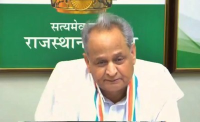 CM Gehlot worried over slow vaccination in Rajasthan