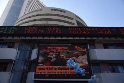 Global cues, profit booking dent equities, Sensex down 535 points (Roundup)