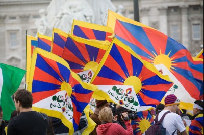 26% in India feel human rights situation in Tibet is very bad