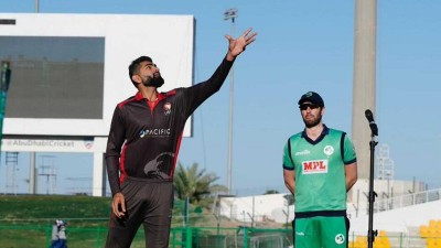 2nd ODI between Ireland and UAE postponed due to positive Covid cases