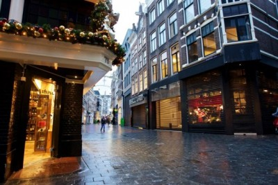 3,600 fined for violating curfew in Netherlands