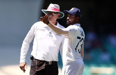 3rd Test: CA launches inquiry into SCG crowd incident of Day 4