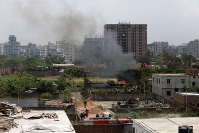 4 killed in B'desh cylinder blast