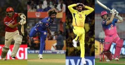 57 players released by 8 IPL franchises ahead of auction (Round-up)