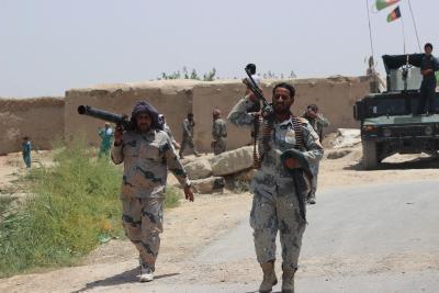 60 militants killed in Afghanistan's Helmand