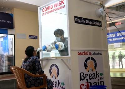 6,815 more test corona positive in Kerala