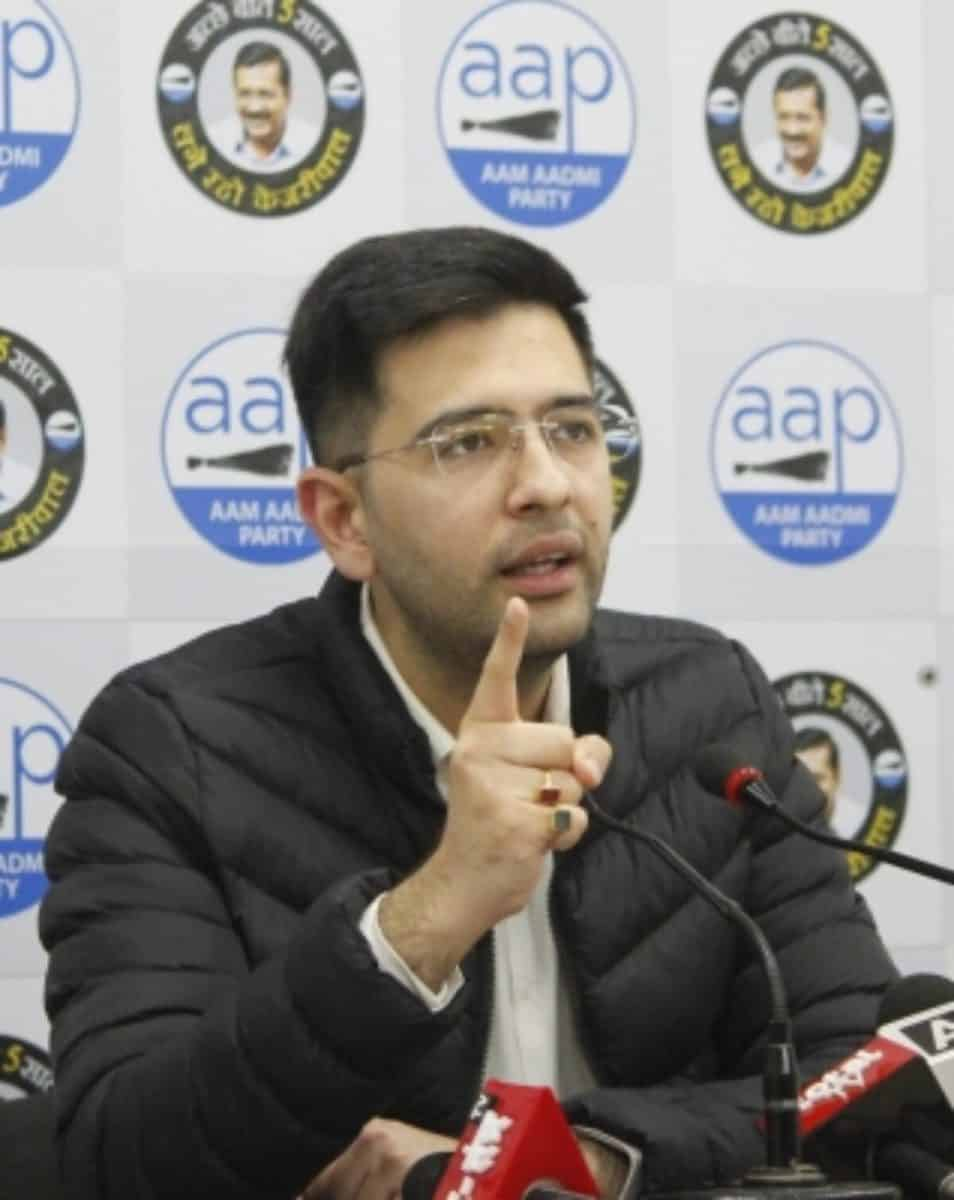 AAP MLA writes to Punjab CM, seeks police protection for