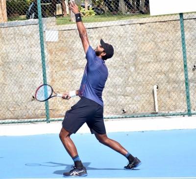 AITA women's tennis: Pooja stuns top seed Aarthi, enters quarters