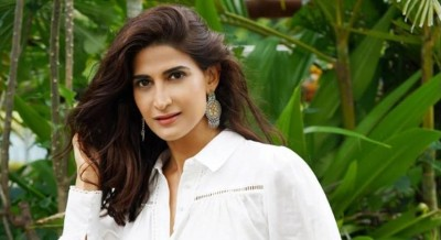 Aahana Kumra on lockdown: To remain a working actor is a blessing