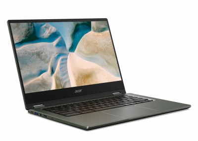 Acer launches AMD-powered Chromebook