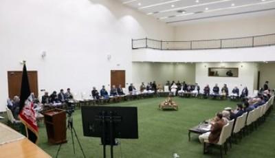 Afghan negotiators leave for Qatar to resume peace talks
