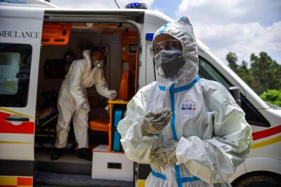 Africa's confirmed Covid-19 cases pass 2.8 mn: Africa CDC