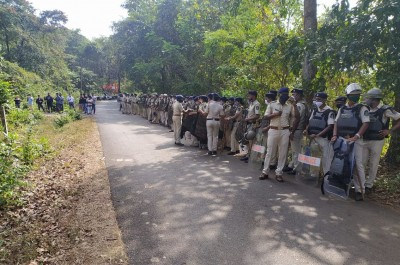 Agitations spring up in Goa, amid shrinking land resources
