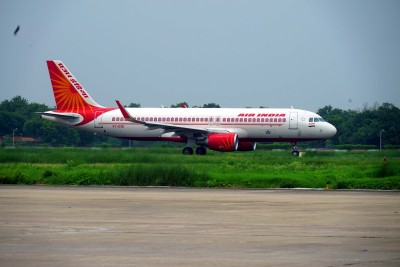 Air India ferries over 250 as UK-India flights resume