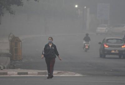 Air sensing technology reveals adverse impact of Delhi smog
