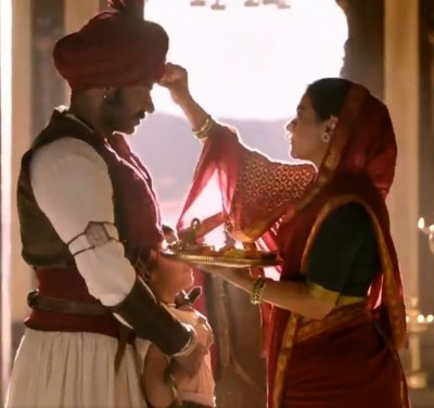 Ajay Devgn, Kajol celebrate one year of 'Tanhaji: The Unsung Warrior'