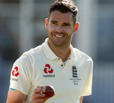 Anderson replaces Broad in England team for second Test vs SL