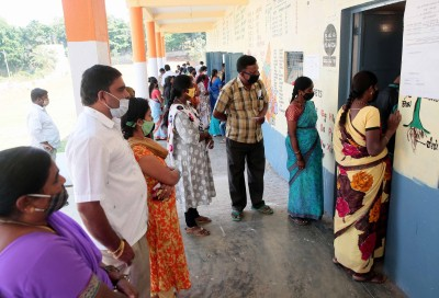 Andhra to proceed with rural local body polls