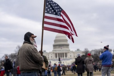 Angry twitterati: Indians watch US Capitol violence with dismay, strong feelings