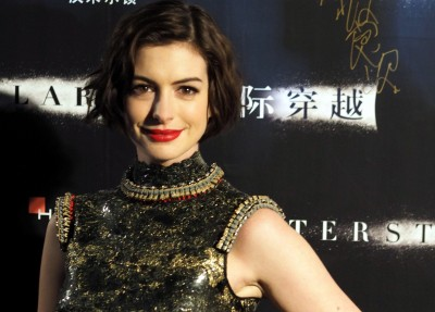 Anne Hathaway hates her first name