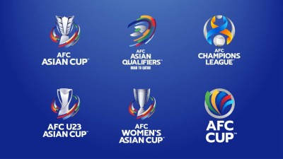 Asian Champions League, AFC get new logos in rebranding drive
