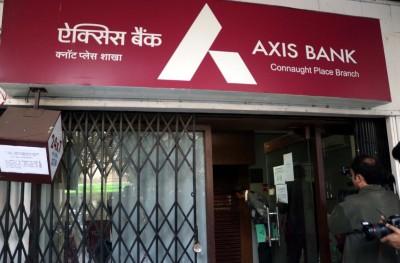 Axis Bank's Q3FY21 net profit falls 36%
