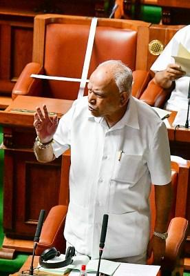 BJP wrested 60% of 5,728 Gram Panchayats: Yediyurappa