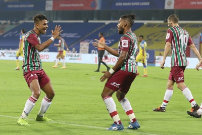 Bagan take back top spot with 2-0 win over NorthEast
