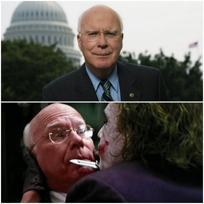 Batman fan becomes US Senate's alternate presiding officer
