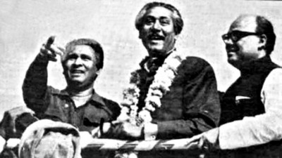 B'desh to celebrate Bangabandhu's 'Homecoming Day' on Sunday
