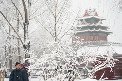 Beijing records coldest morning in over 50 years
