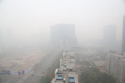 Beijing's PM2.5 density drops 53% over past half decade
