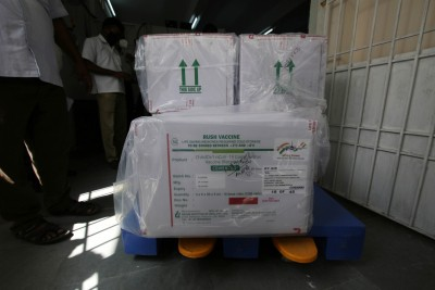 Bhopal receives first batch of corona vaccine