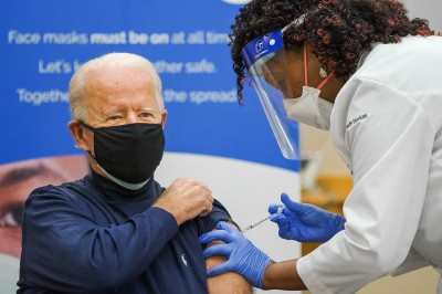 Biden aims to release nearly every available Covid vaccine dose