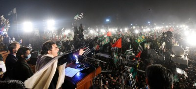 Bilawal re-elected as PPP Chairman