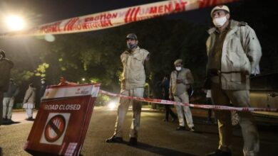 Blast in Delhi, Amit Shah takes stock of situation