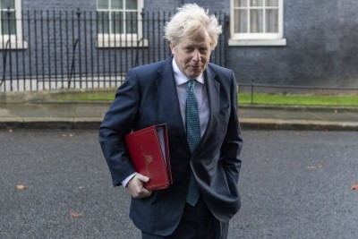 British PM warns of tougher restrictions to curb Covid-19 infections