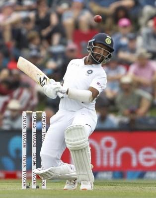'Bruised and battered', Pujara stood tall -- again